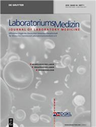 Cover LaboratoriumsMedizin