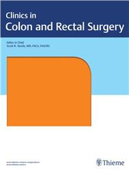 Cover Clinics in Colon and Rectal Surgery
