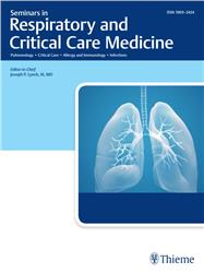 Cover Seminars in Respiratory and Critical Care Medicine