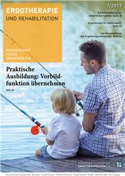 Cover Ergotherapie & Rehabilitation