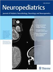 Cover Neuropediatrics
