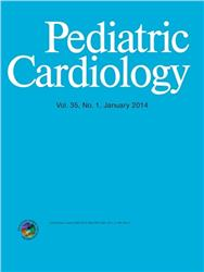Cover Pediatric Cardiology