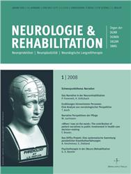 Cover Neurologie & Rehabilitation