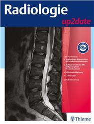 Cover Radiologie up2date