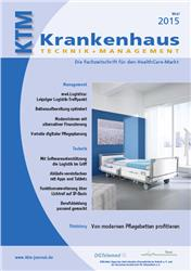 Cover Krankenhaus Technik + Management