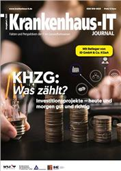 Cover Krankenhaus-IT Journal