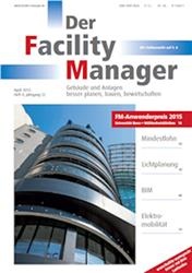 Cover Der Facility Manager