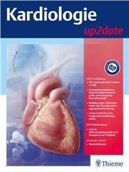 Cover Kardiologie up2date