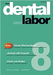 Cover Das Dental-Labor