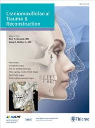 Cover Craniomaxillofacial Trauma and Reconstruction