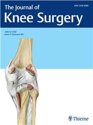 Cover Journal of Knee Surgery