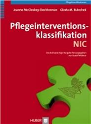 Cover Pflegeinterventionsklassifikation (NIC)
